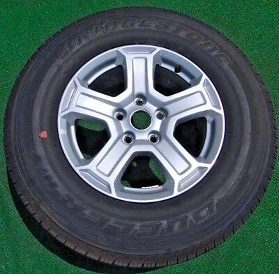 Factory Jeep Wrangler Wheel Tire Best New Genuine OEM JL Spare 5VH23TRMAA