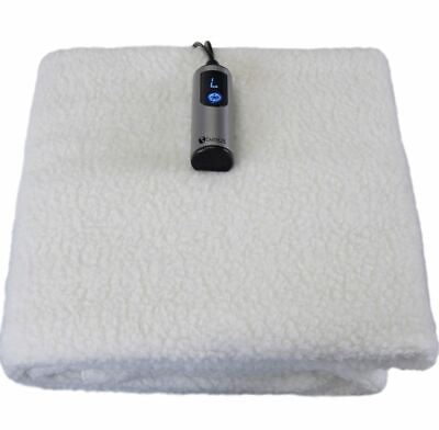 Massage Table Heating Pad Fleece Blanket Warmer Heater Cover Commercial Electric - Electric Massage Table Warmer