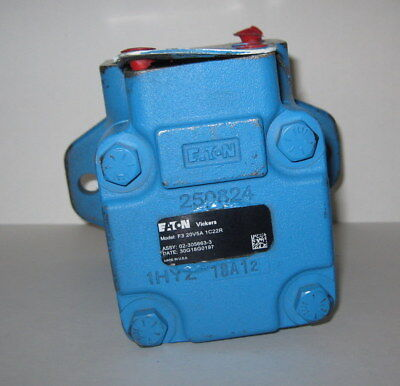 New Eaton Vickers 023056633 F3-20v5a-1c22r Hydraulic Vane Pump