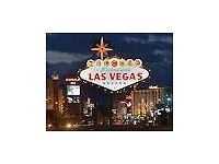 Las Vagas, four night for 4 people, break in 5* Trump Towers,2 x one bedroomed Suites Limousine Tour