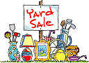 Annual Yard & Bake Sale