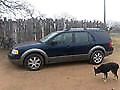 2007 Ford freestyle 150km as is