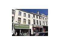 Spacious 1 bedroom Studio apartment, fully furnished, Bold Street