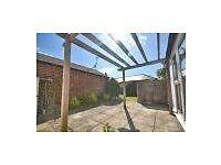 Garden Pergola (disassembled) For Sale