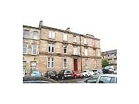 DOUBLE ROOM TO LET IN SPACIOUS FLAT CLUTHA STREET KINNING PARK G51 1BL