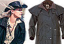 NEW: GENUINE OILSKIN RANCHER'S COATS; NEW WITH TAGS Size Sm +Med