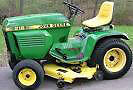 JOHN DEERE 216 OR 318 LAWN TRACTOR WANTED