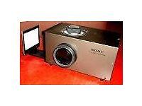 Sony telecine adapter VCR-4 Home movie transfer projector