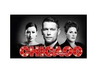 2 Tickets for Chicago Friday 29th July 2016 Wales Millennium Centre