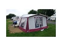 Apache Westminster 740 Caravan Awning