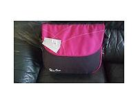 Silver Cross changing bag (Raspberry) Brand new