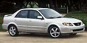 2000 Mazda Protege with roof window only $500