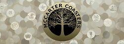 McCarter Coasters
