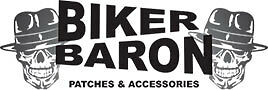 BIKER BARON PATCHES