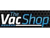 Vacuum cleaner repair and servicing