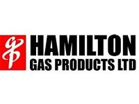 Customer Service Advisor in Bangor for Hamilton Gas Products