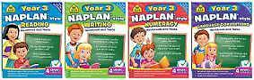 Naplan books for free (Grade 5,7) Ascot Vale Moonee Valley Preview