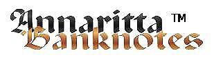 ANNARITTA BANKNOTES