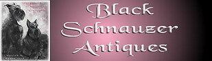 Black Schnauzer Antiques
