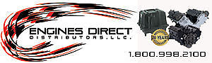 Engines Direct Parts Department