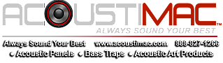 Acoustimac Acoustic Products