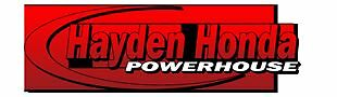 HAYDEN HONDA POWERHOUSE