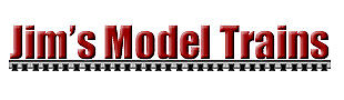 Jim's Model Trains