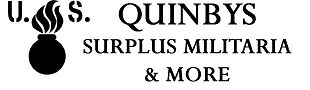 QUINBYS SURPLUS MILITARIA AND MORE