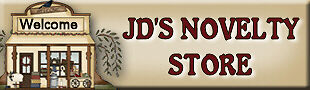 JD'S NOVELTY STORE