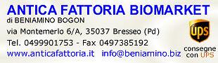 ANTICA FATTORIA biomarket