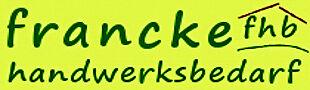 francke-handwerksbedarf shop