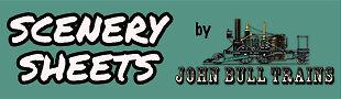 Scenery Sheets by John Bull Trains