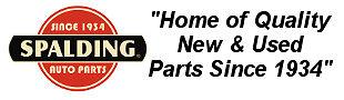 Spalding Auto Parts Inc