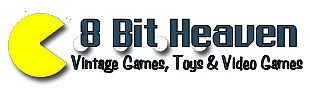 8 Bit Heaven Retro Gaming