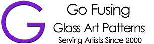 Glass Art Patterns Go Fusing