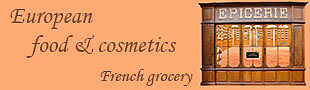 european food and cosmetics