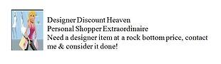 Designer Discount Heaven