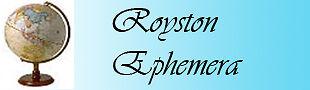 Royston ephemera