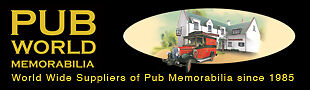 Pub World Memorabilia