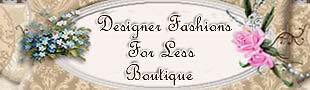 Designer Fashions For Less Boutique