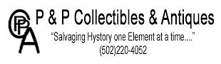 P&P Collectibles and Antiques