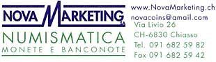 Nova Marketing Numismatic