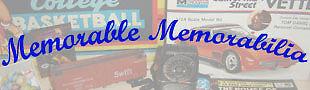 Memorable Memorabilia