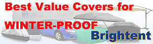Brightent Cover-Tent-Umbrella