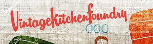 Vintage Kitchen Foundry