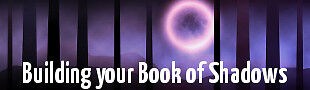 Wiccan Book of Shadows Pages