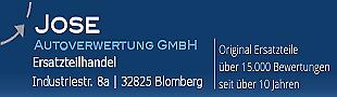 Jose Autoverwertung 32825 Blomberg