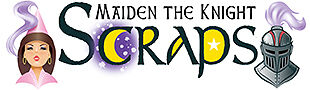 Maiden The Knight Scraps