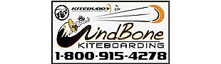 WindBone Kite Surf Paddle and Hobby