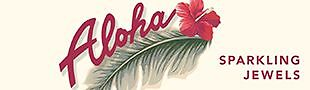 ALOHA Pearls and Sparkling Jewels